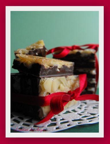 Croquants amandes chocolat 3