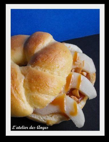 Petits pains à la semoule 5