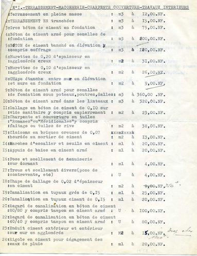 travaux 2 1961
