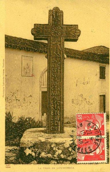 Louhossoa croix Picabéa
