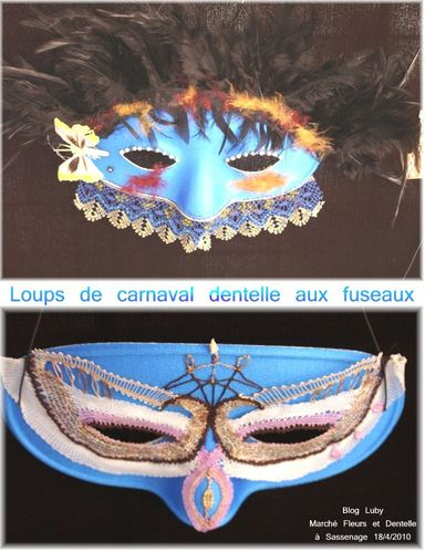 LOUP CARNAVAL
