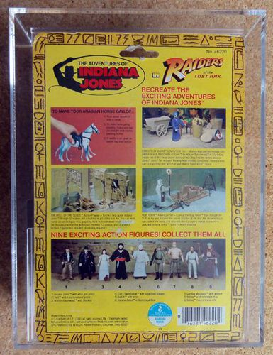 INDIANA JONES ARABIAN HORSE BACK AFA