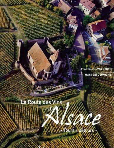 Route des vins d'Alsace Zvardon