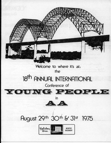 young people in aa 201 conference 1975
