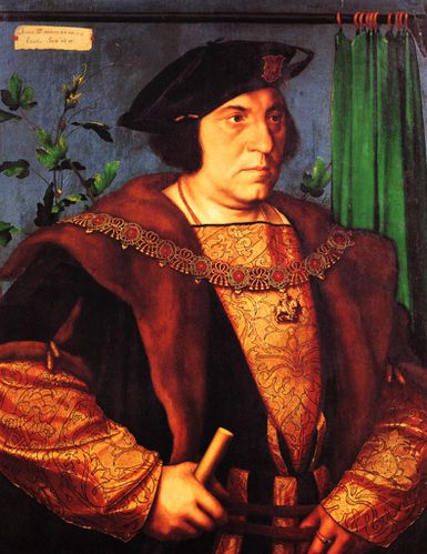 hans Holbein portrait de sir henry Guildford