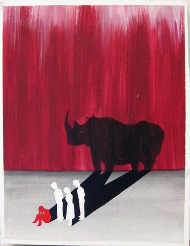 rhinoceros poster final2011