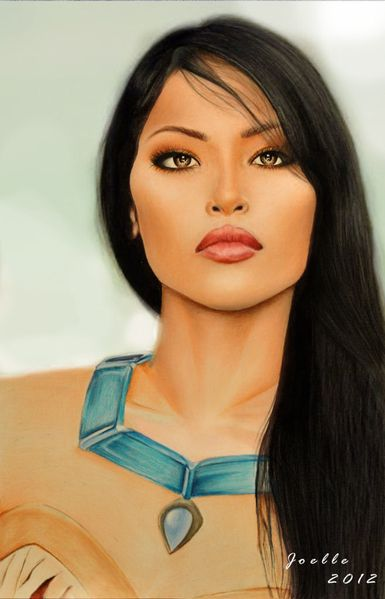 pocahontas by prettylilly-d5blilq