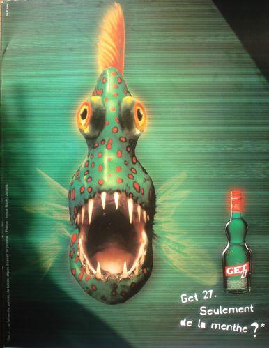 Get 27, Mc Cann, pub 2003, Le Piranha