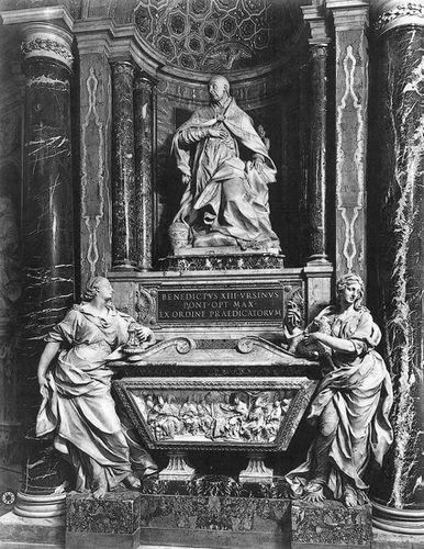 Tomb of Pope Benedict XIII