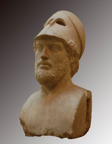 Pericles buste british museum