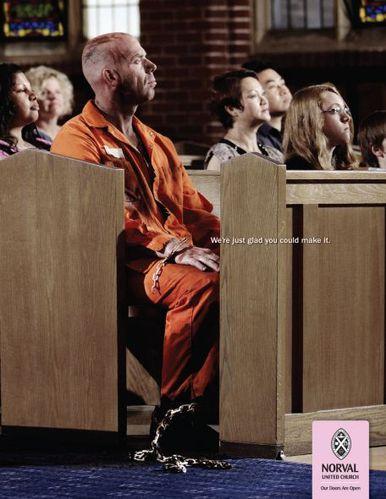 publicité norval canada prisonier