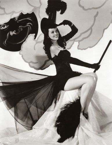 witch 1944 Dusty Anderson, Witch (blog)