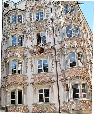 Postmodern architecture pair lovers group nymphenburg for Architecture rococo