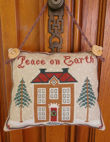 Peace on Earth - Just crossstitch 1