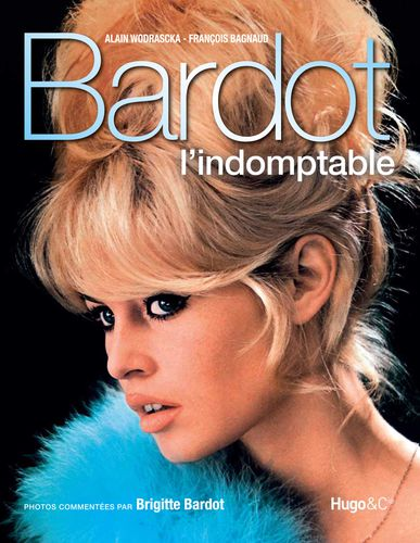 Couverture Bardot l'indomptable