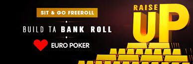 build-bankroll-freeroll-europoker