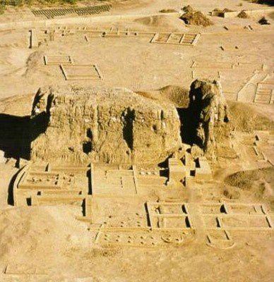 ruines de KERMA