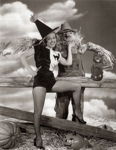 witch Gale Robbins (blog)