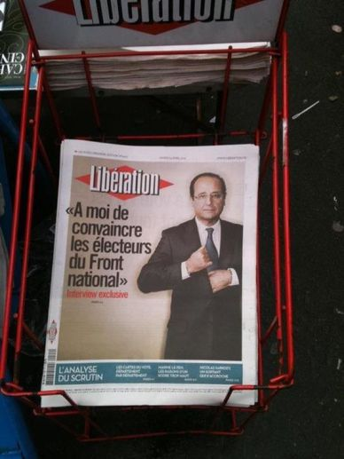 Francois-Hollande-une-liberation-libe-FN-drague-voix-el.jpg