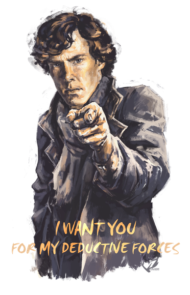 I want you for my deductive forces preview