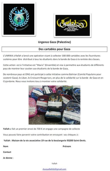 tract cartables