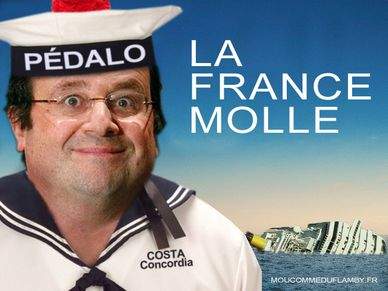 François Hollande - La France Molle