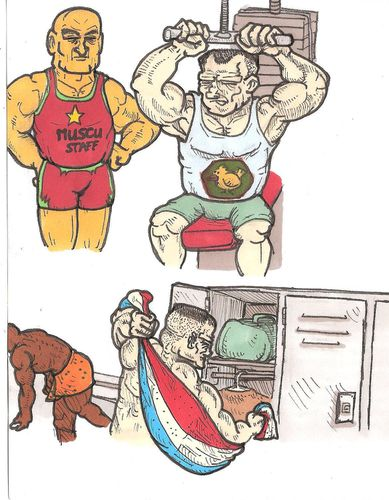 Catch the Plon le boss est bof 1