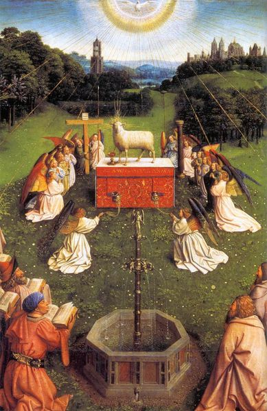 Adoration of the Lamb 114