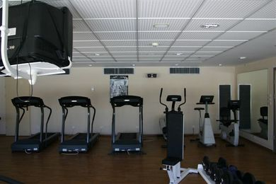 okeanos for rent gym room