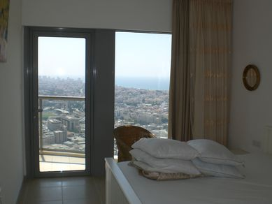 Tel Aviv Israel condo with swimming pool
