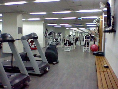 tel aviv apartment rental health club