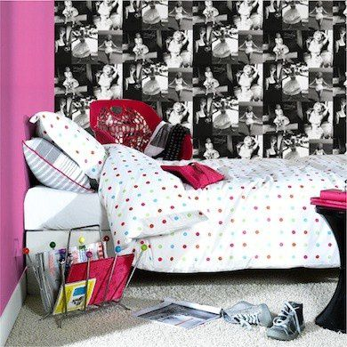 papiers peints marilyn monroe marilyn pour toujours. Black Bedroom Furniture Sets. Home Design Ideas