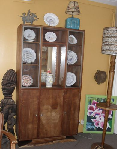 vitrine art d co vendre le blog de jadis. Black Bedroom Furniture Sets. Home Design Ideas