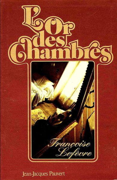 FR.Lefèvre . L'or des Chambres 1976