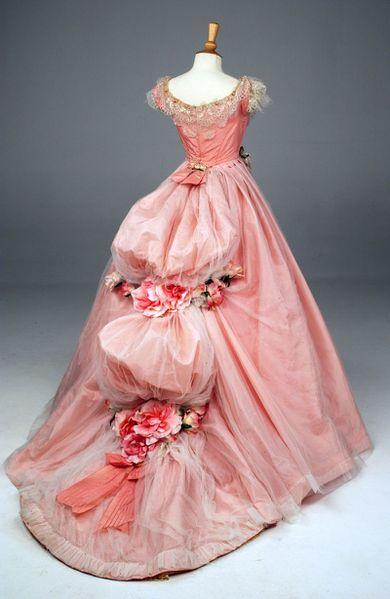 Christine's Masquerade Dress