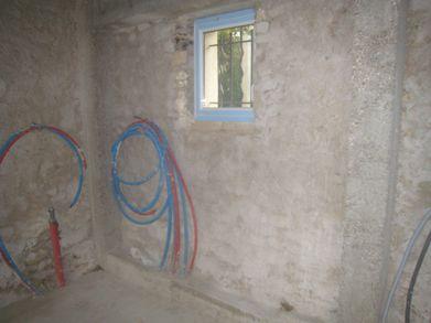 mur int rieur transformation renovation d 39 une grange en loft. Black Bedroom Furniture Sets. Home Design Ideas
