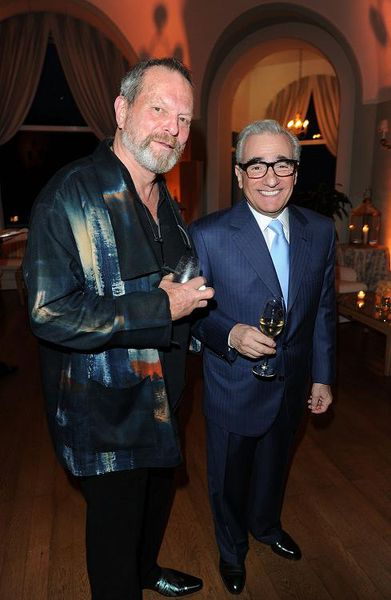 Martin Scorsese & Terry Gilliam