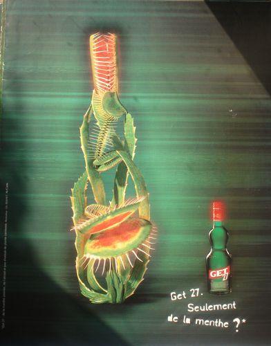 Get 27, Mc Cann, pub 2003, La Plante Carnivore