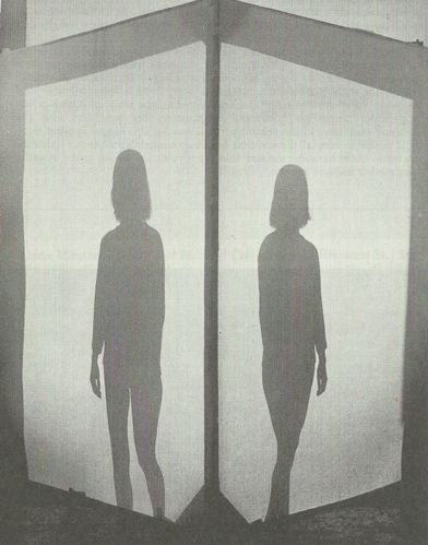 Melchert Jim Shadow Piece 1974