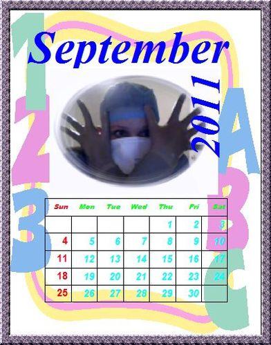 Calendar Amy