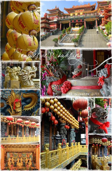 12- Temples Kaohsiung