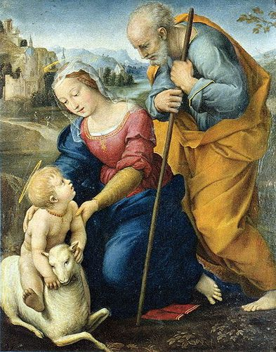 472px-Raphael_Holy_Family_with_the_Lamb.jpg