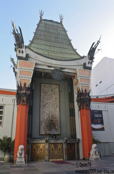 Los Angeles - Chinese theatre 01