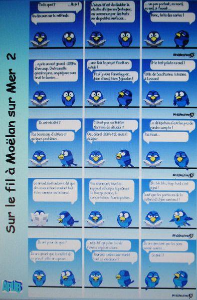 007r B.D. Algo-birds N° 2 APUB