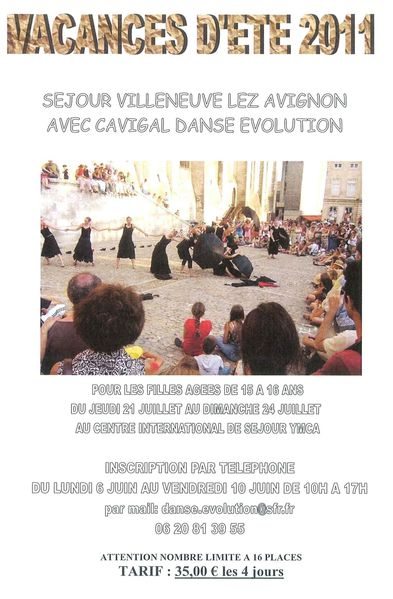 Séjour Dance evolution-copie-1
