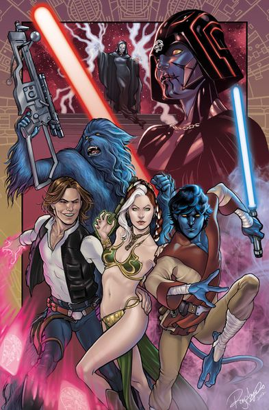 kurt i am your mother colored by arzeno-d5do5jg