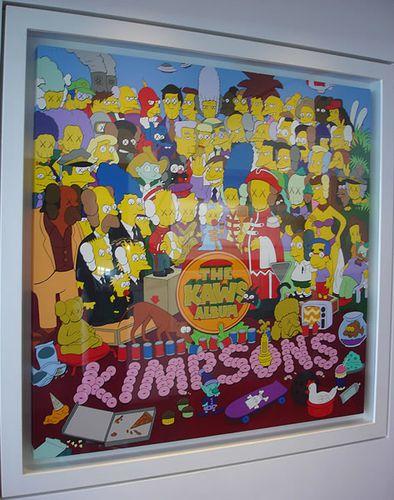 Toile des Kimpsons