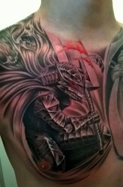 tattoo tom berserk photo1