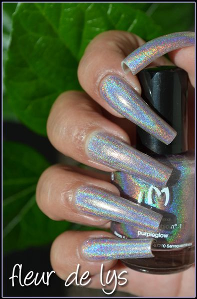 LM Cosmetic Collection holographique