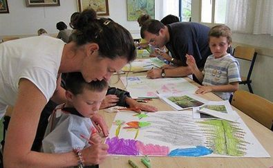 ateliers famille